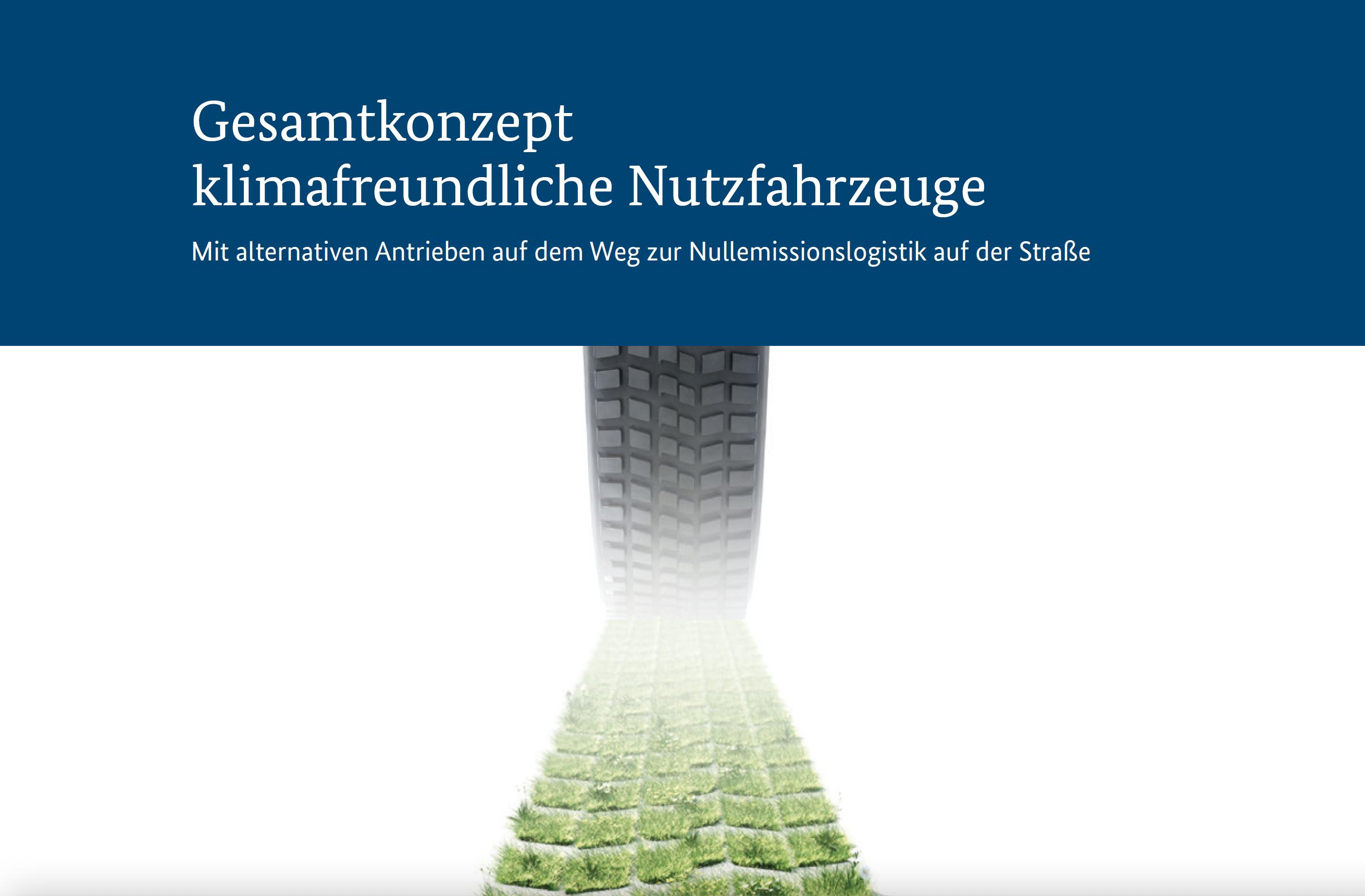 2. Konferenz Nutzfahrzeuge – Der Weg zur Null-Emissions-Logistik auf der Straße