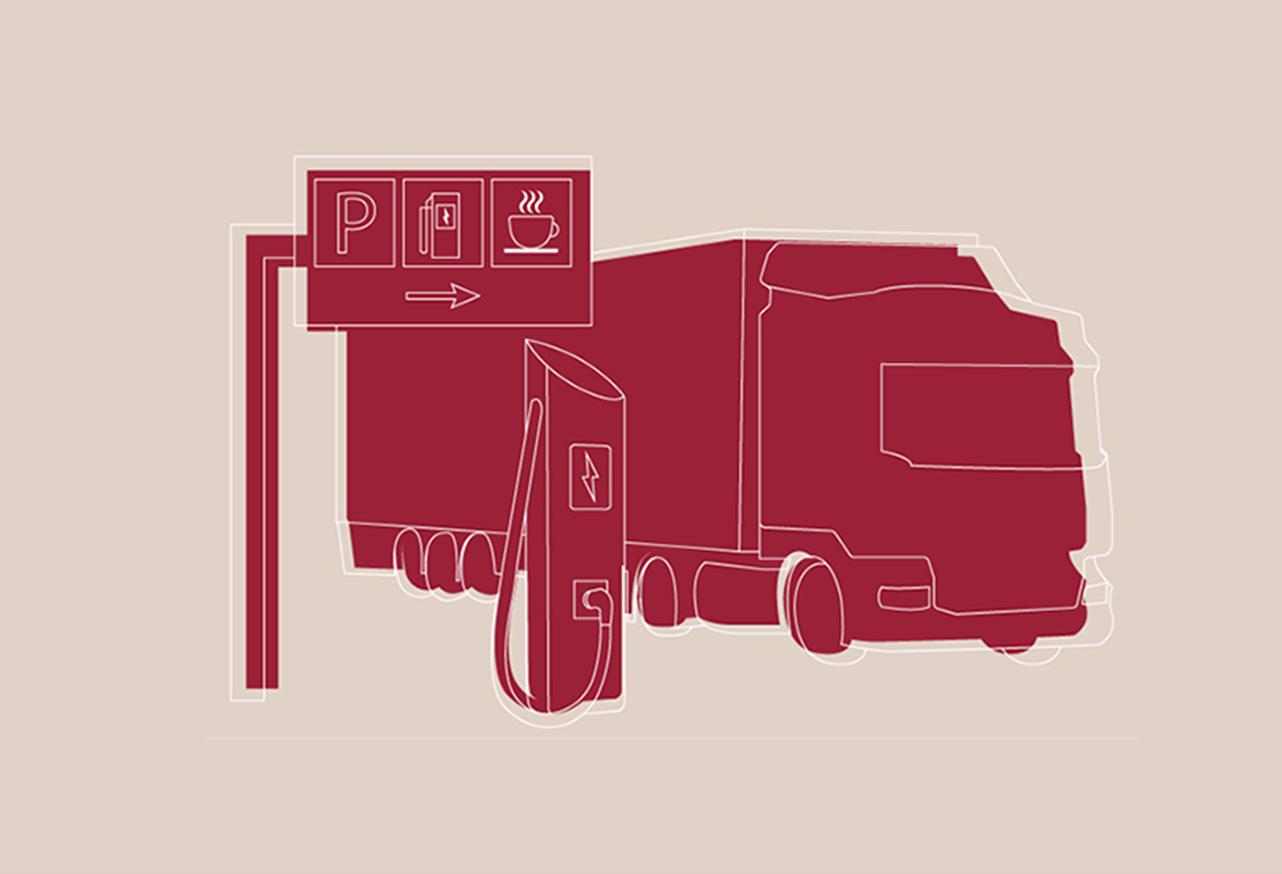 Onlineveranstaltung der NPM zu Ladeinfrastruktur für Lkw