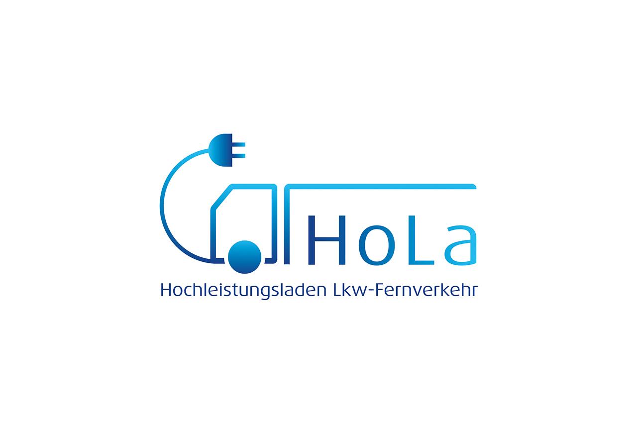 Innovationscluster-Projekt »Hochleistungsladen im Lkw-Fernverkehr (HoLa)« startet